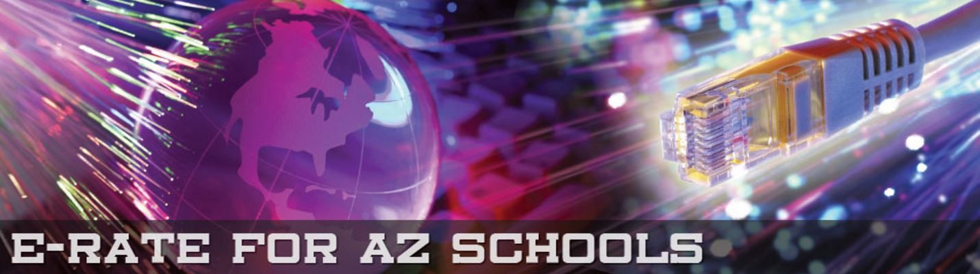 Arizona's E-Rate program offers affordable broadband access for schools ArizonasERateProgram