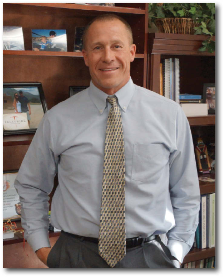 Dr. Perry Berry, Superintendent Of Queen Creek Unified School District