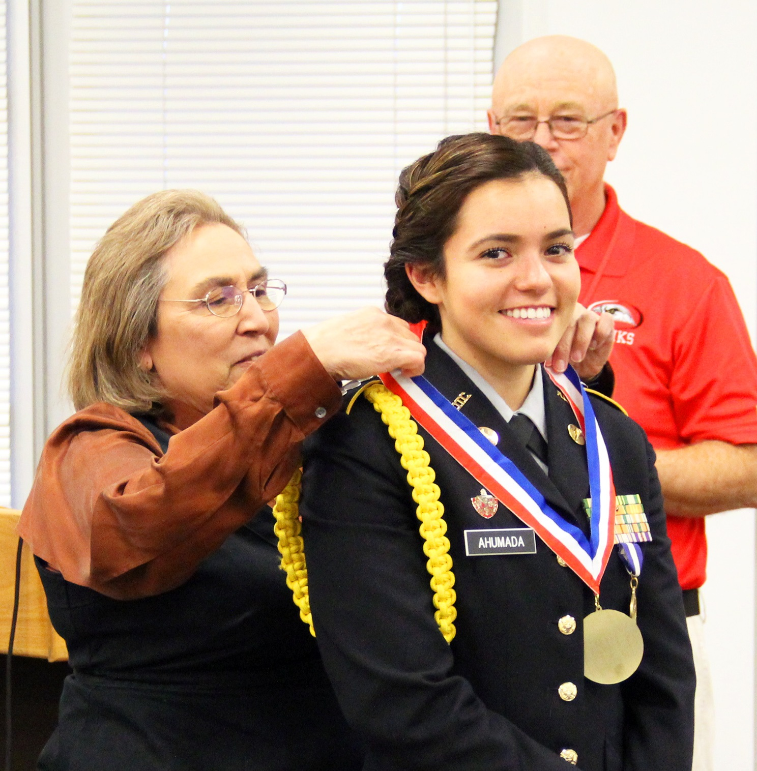 Rio Rico High School JROTC Student Receives Presidential Service Volunteer Awards