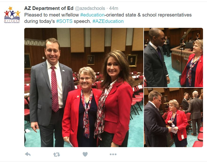 Gov: More education funding, teacher raises and loan forgiveness AZDept-of-Ed-Capture