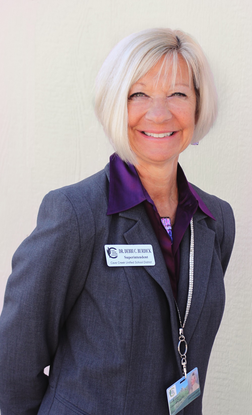 Dr. Debbi Burdick named Arizona Superintendent of the Year DrDebbiBurdickFull