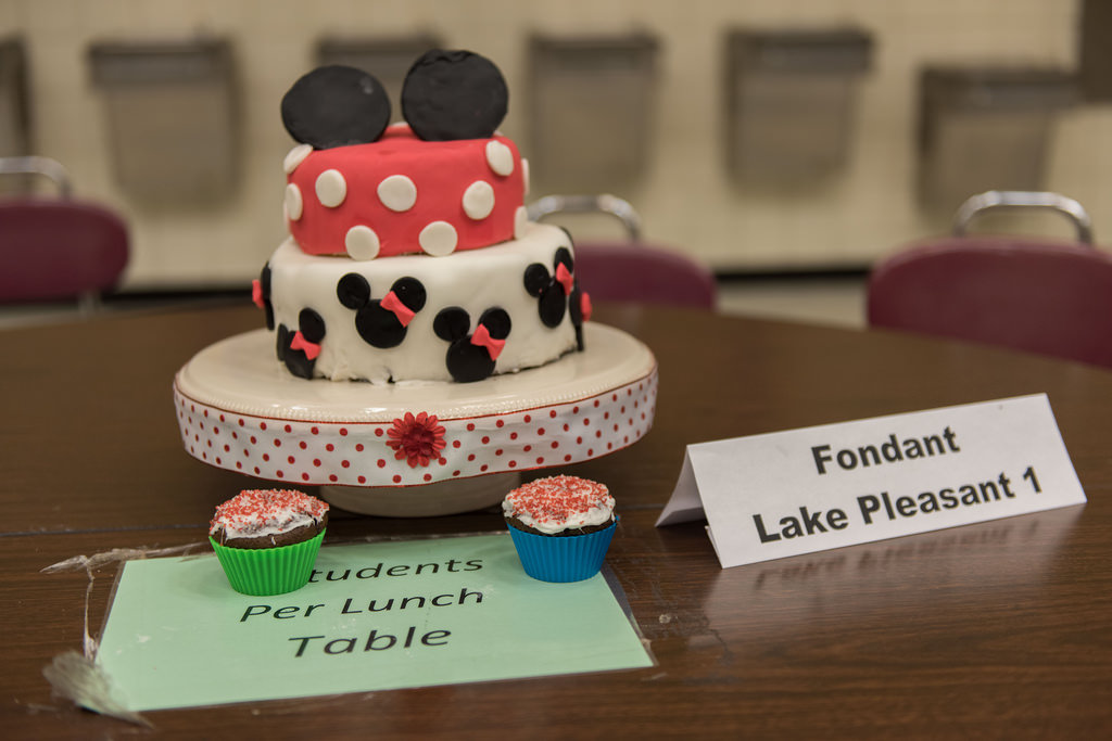 Lake Pleasant – Cake Decorating