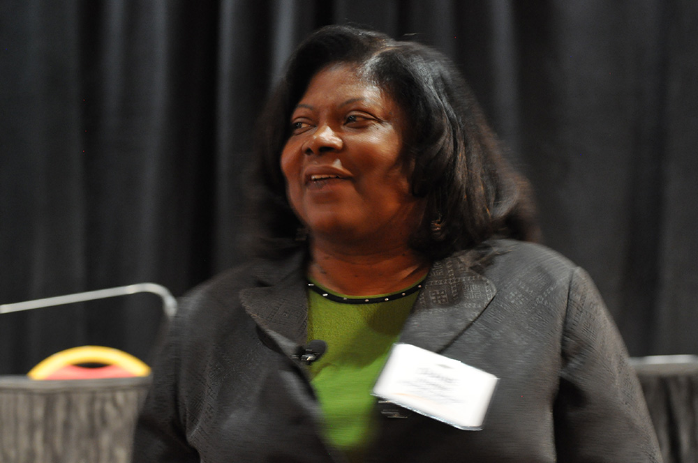 The next step: A process to help close opportunity, achievement gaps DianeBurbie