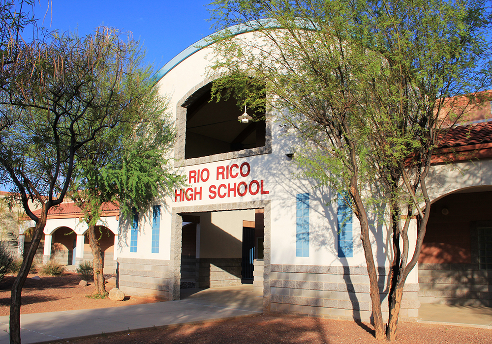 Rio Rico High School Designated A+ School Of Excellence