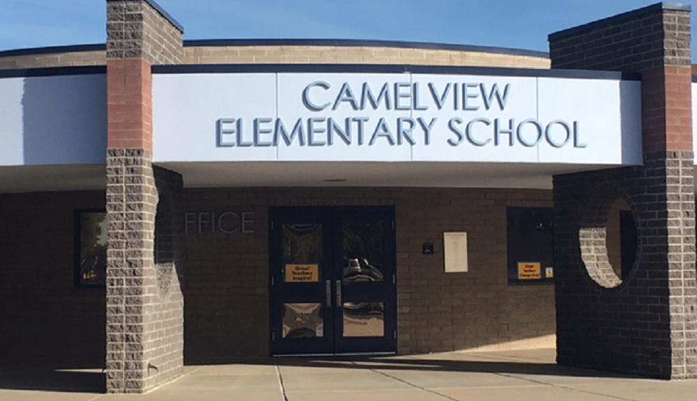 Madison Camelview Elementary Will Be Opening A 20-year-old Time Capsule On Monday, May 22 At 4 P.m., With A Sneak Peak That Morning At 8:30 A.m. During The School's PRIDE Assembly In Front Of All Current Students.