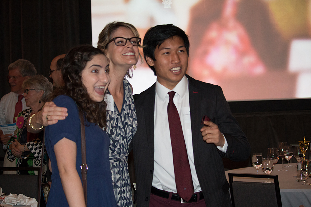 Outstanding Scottsdale Teachers And Students Were Honored By The Scottsdale Charros At Their Awards Banquet. Photos Courtesy Scottsdale Charros