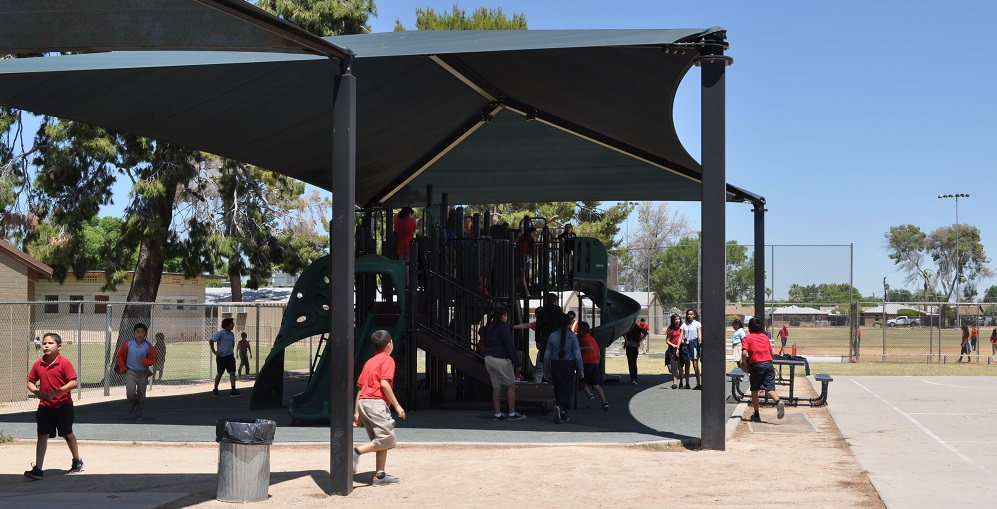 State of Arizona sued over capital funding cuts LandmarkPlayground