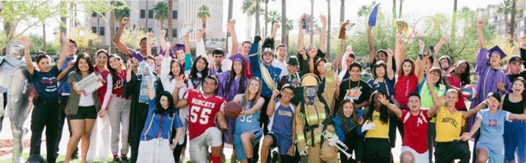 Students In Phoenix Union High School District
