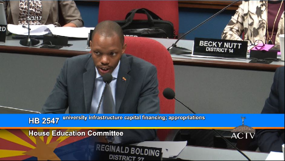 How the $9.8B state budget impacts education Reginald-Bolding