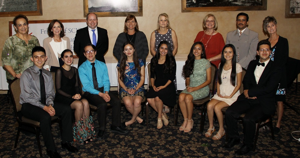 Top 5 percent of Rio Rico graduating class honored Teachers-Students_1-of-2_Inside_8708