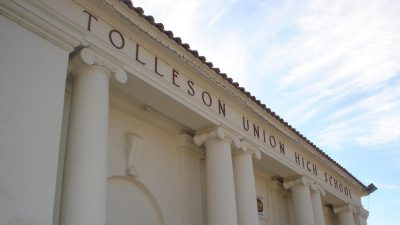 Districts go round and round on school bus reopening plans tollesonunionhighschoolHP-400x225
