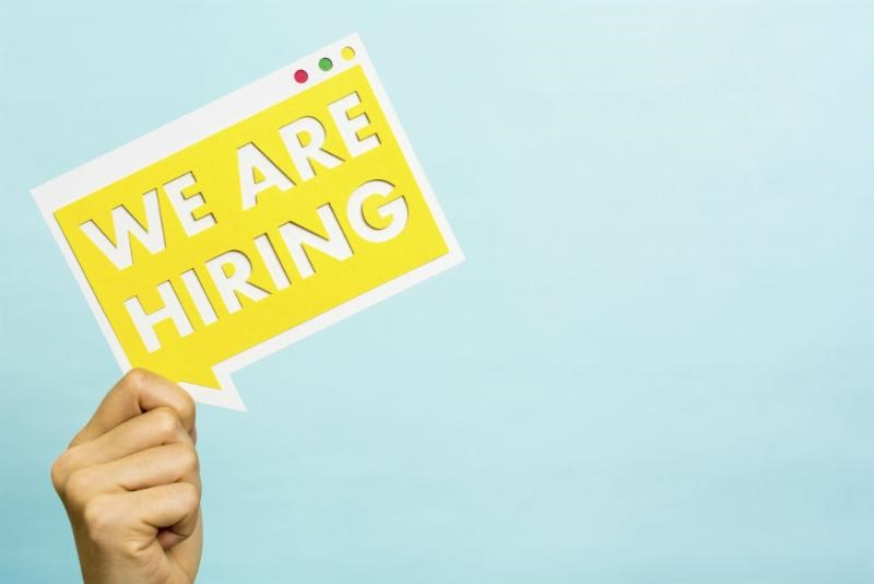 We Are Hiring Image Courtesy Of PV Schools