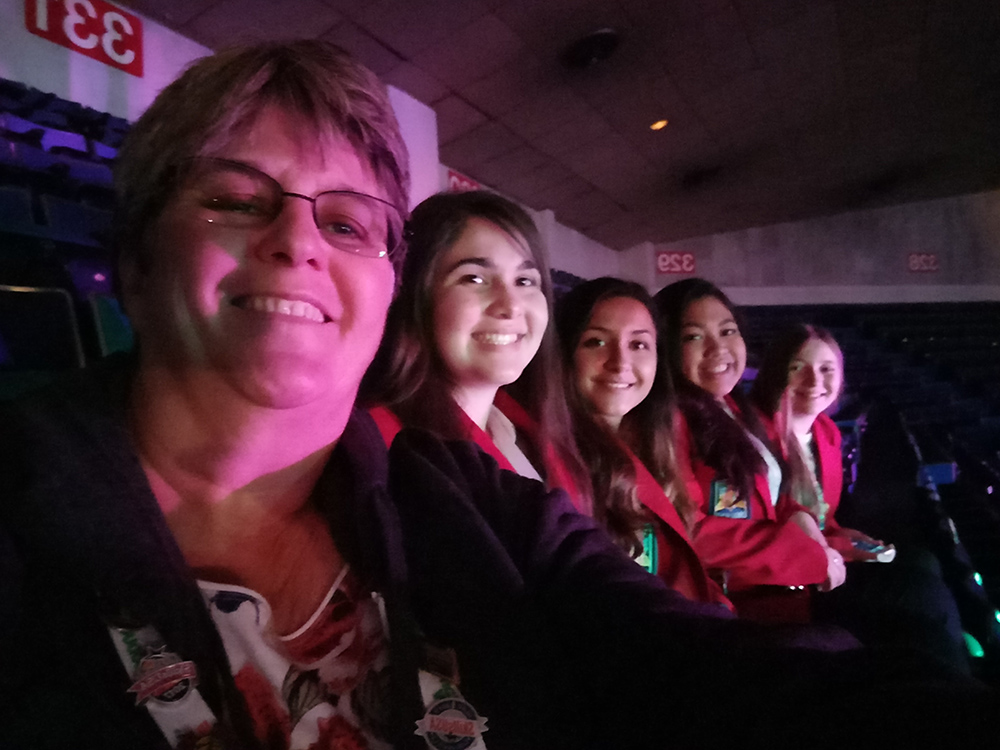 Student teams attend SkillsUSA National Leadership and Skills Conference PerryHighSchoolSkillsUSA4IMG_20170623_162405