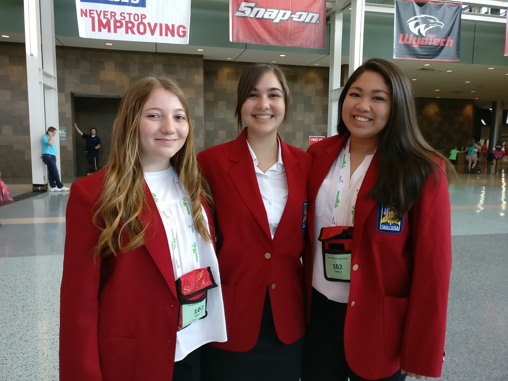 Student teams attend SkillsUSA National Leadership and Skills Conference PerryHighSchoolsSkillsUSA3IMG_20170621_095750