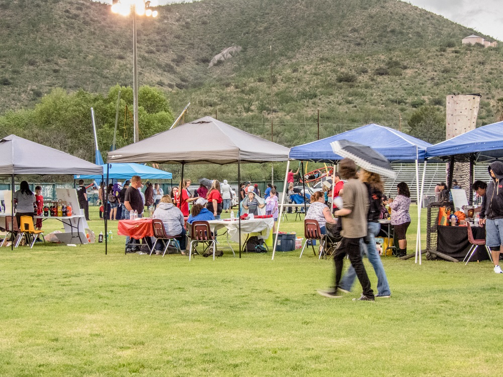 Bisbee Unified School District's Rock Our Schools Fundraiser on July 29, 2017. All photos courtesy of Tom Nelson and can be found at https://atomnelsonphoto.shootproof.com/gallery/ros/