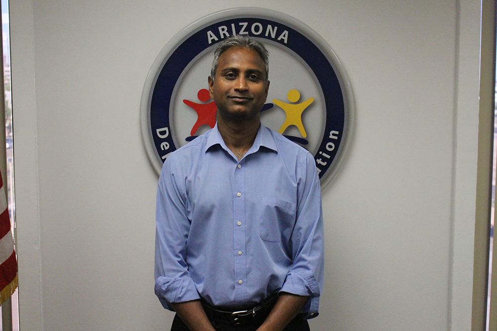 Britto Augustine Named The Arizona Department Of Education's (ADE's) New Chief Technology Officer (CTO). Photo Courtesy: Arizona Department Of Education