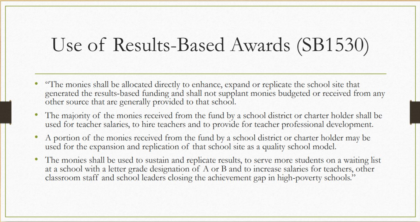 Results-based funding bypasses vulnerable students Use-of-Results-based-funding