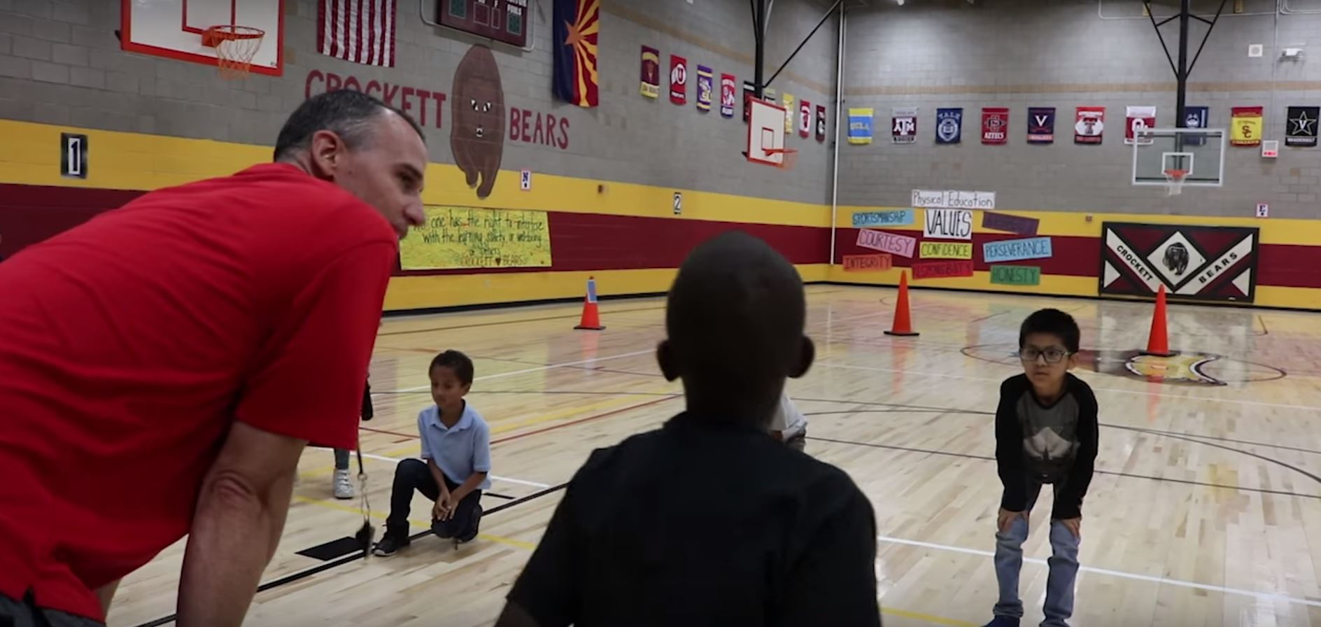 Josh Meibos is named Arizona Teacher of the Year 2018 (+ Video) JoshuaMeibosAndStudents