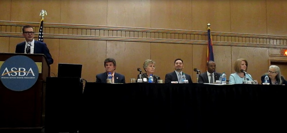 Hear What A Panel Of Arizona Legislators Say Are Their Education Priorities For The Upcoming Session And Their Ideas On Finding Revenue Streams To Better Fund Public K-12 Education. Photo By Lisa Irish/Arizona Education News Service