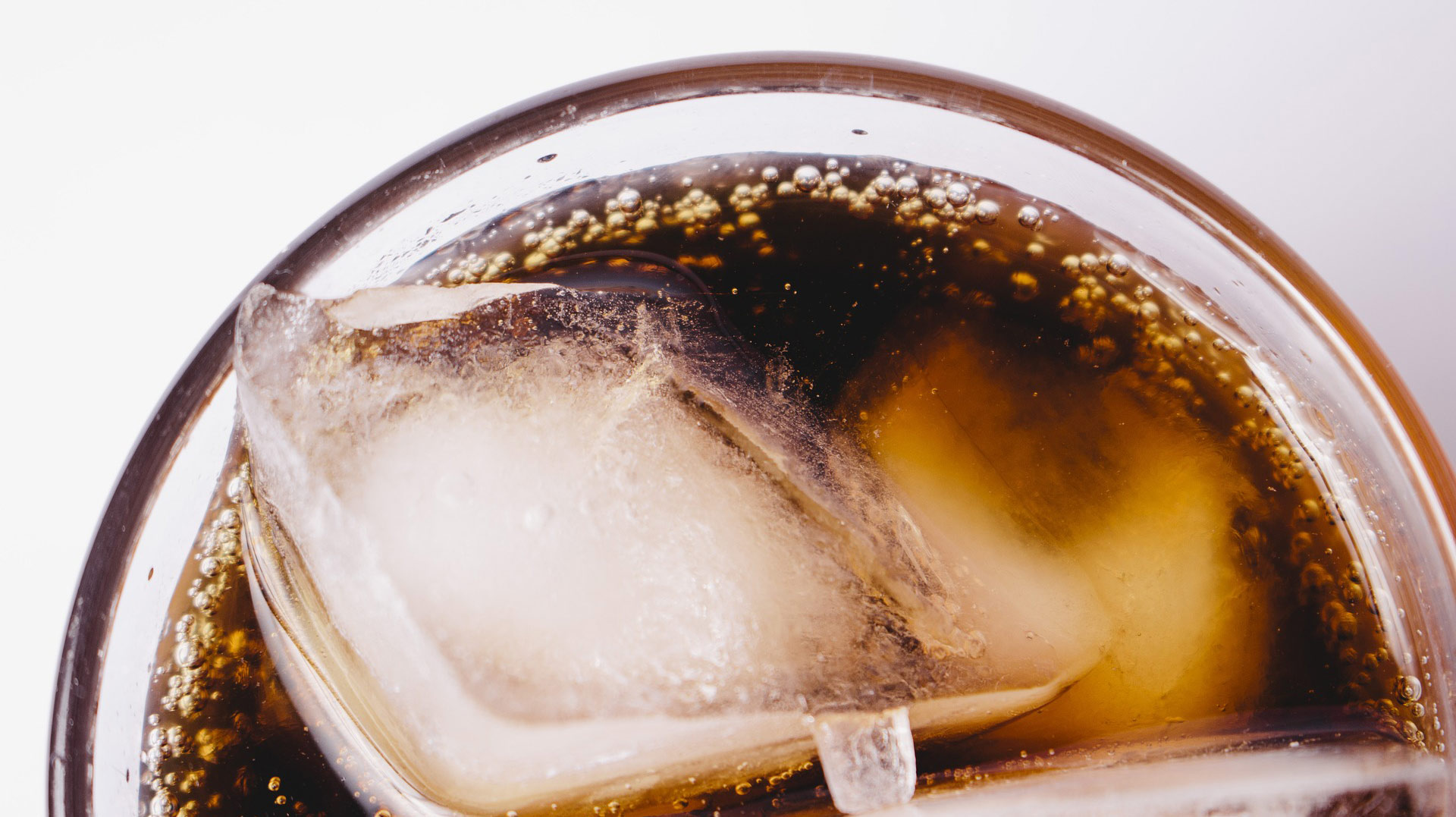 Photo Of Soda With Ice In A Glass. Photo Courtesy Of Pixabay