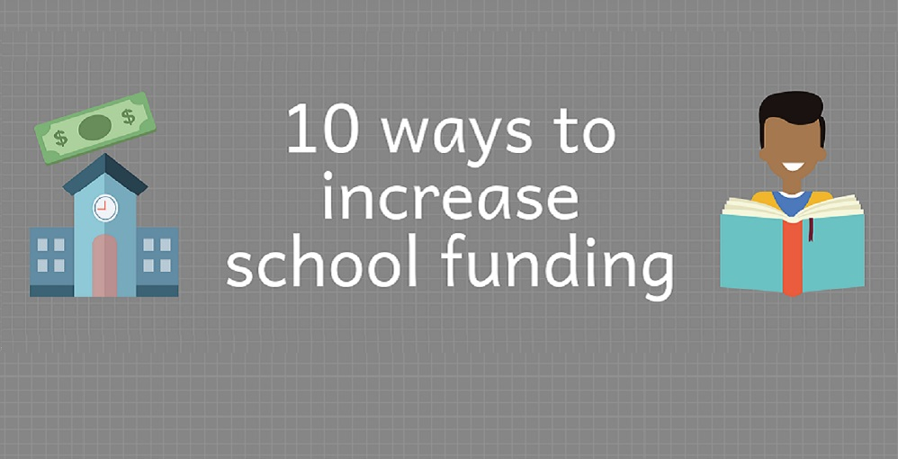 A Portion Of The AZEdNews 10 Ways To Increase School Funding Infographic By Lisa Irish/AZEdNews