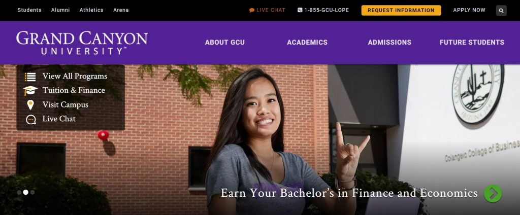 Submitted Stories Grand-Canyon-University-Homepage-1024x424