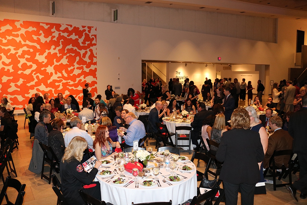 The Phoenix Union Foundation For Education's 10th Annual Scholarship Dinner Is Friday, February 23 At The Phoenix Art Museum. Photo Courtesy Of Phoenix Union Foundation For Education