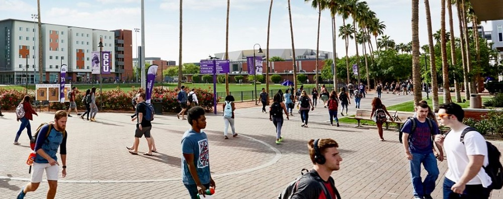 The Higher Learning Commission Has Approved Grand Canyon University's Application To Become A Non-profit Institution -- A Major Step In The Process. Photo Courtesy Grand Canyon