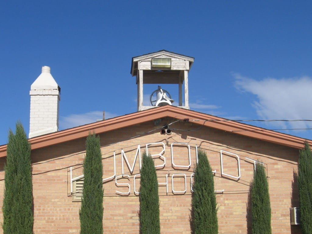Humboldt Elementary School. Photo Courtesy Humboldt Schools