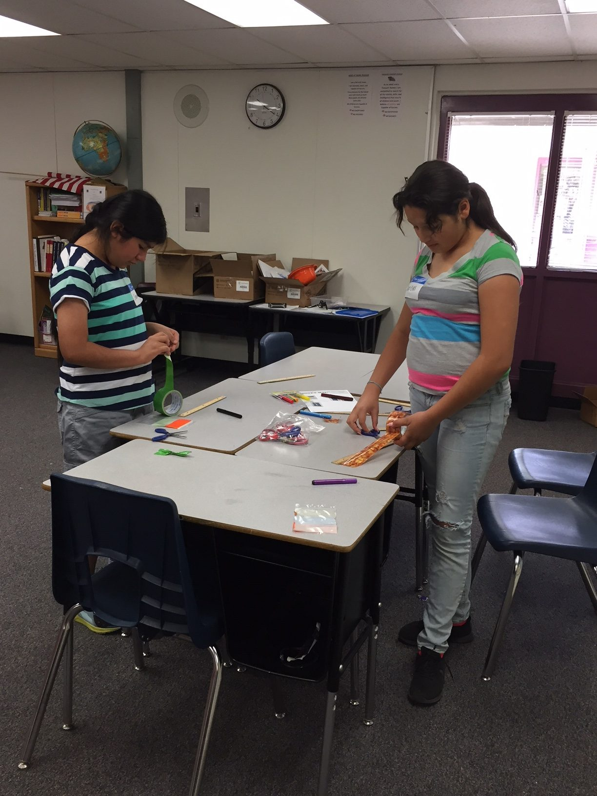 Students From Bethune Elementary In South Phoenix Take Part In Last Summer's Camp Invention. Photo Courtesy National Inventors Hall Of Fame