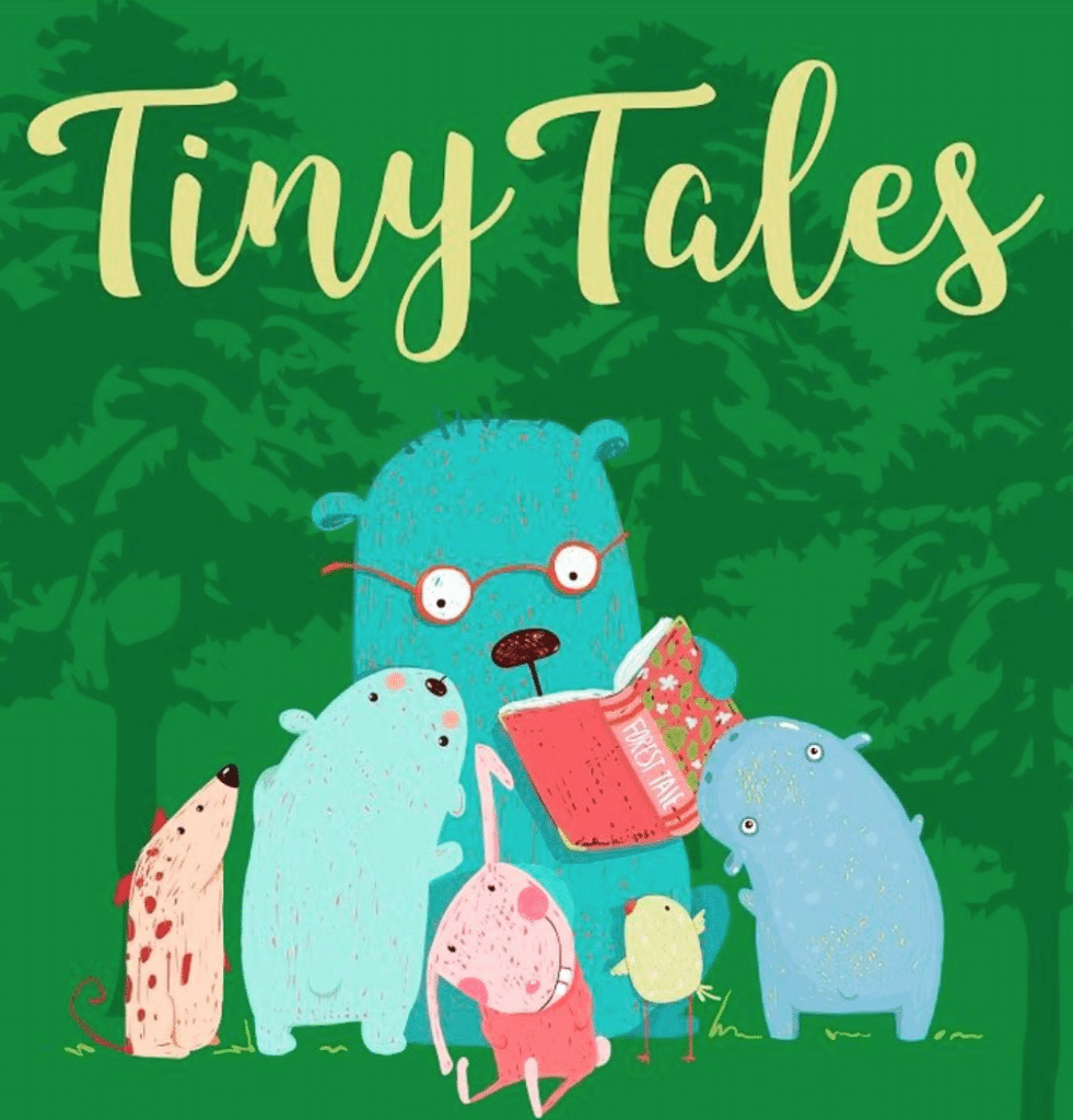 Tiny Tales Graphic Courtesy Museum Of Northern Arizona