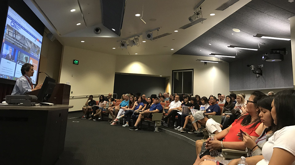 High School Students From Across The Country Are Receiving Journalism Instruction At ASU As Part Of The Cronkite Summer Journalism Institute. Photo Courtesy Of Megan Thompson