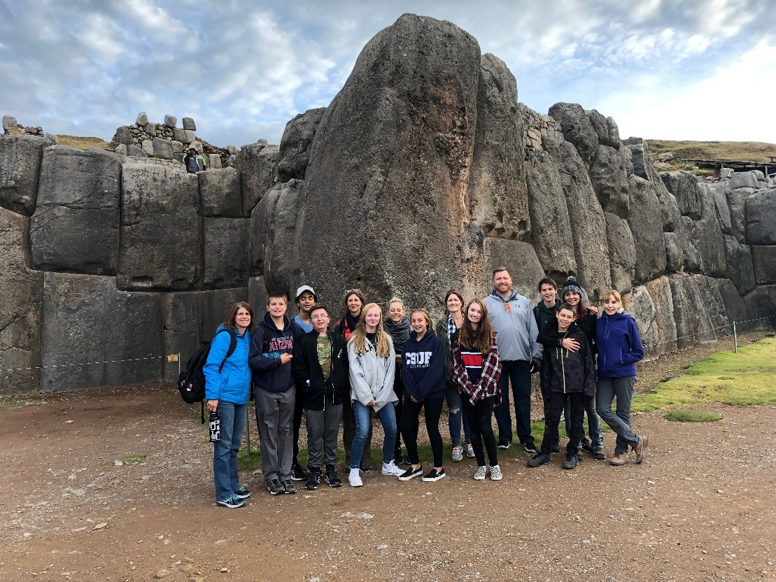 Cave Creek Unified Students – Off the Beaten Path in Peru Peru-1