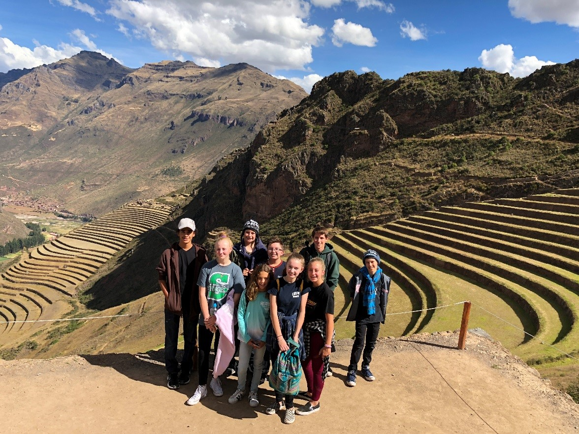 Cave Creek Unified Students – Off the Beaten Path in Peru Peru-3