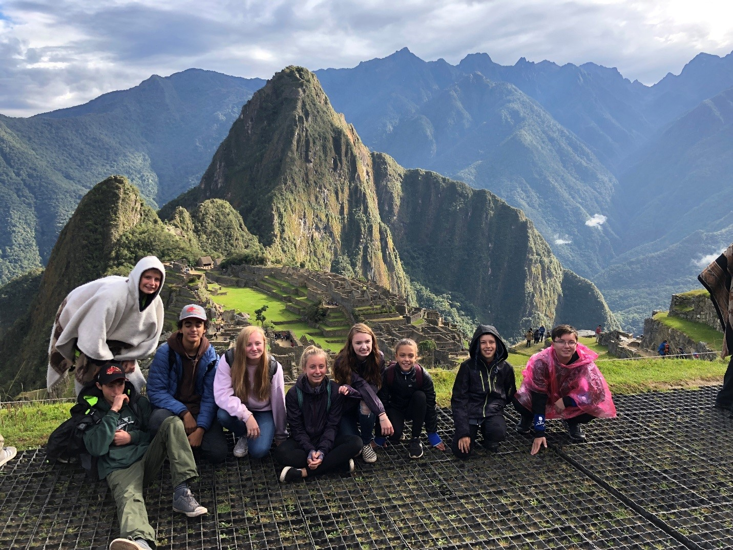 Cave Creek Unified Students – Off the Beaten Path in Peru Peru