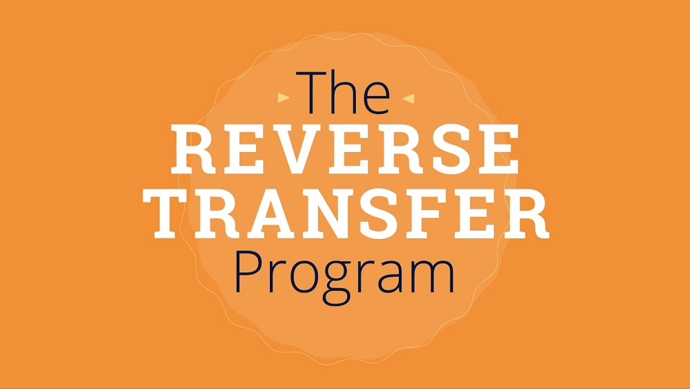 Thanks To A Generous Grant From The Helios Education Foundation, The Maricopa Community College District's Reverse Transfer Program Has Aligned With Arizona State University, Grand Canyon University, Northern Arizona University And University Of Arizona To Identify Students Who Have Transferred From MCCD To A University.