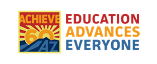 Arizona awarded grant to close attainment gaps Achieve60AZSmallLogo