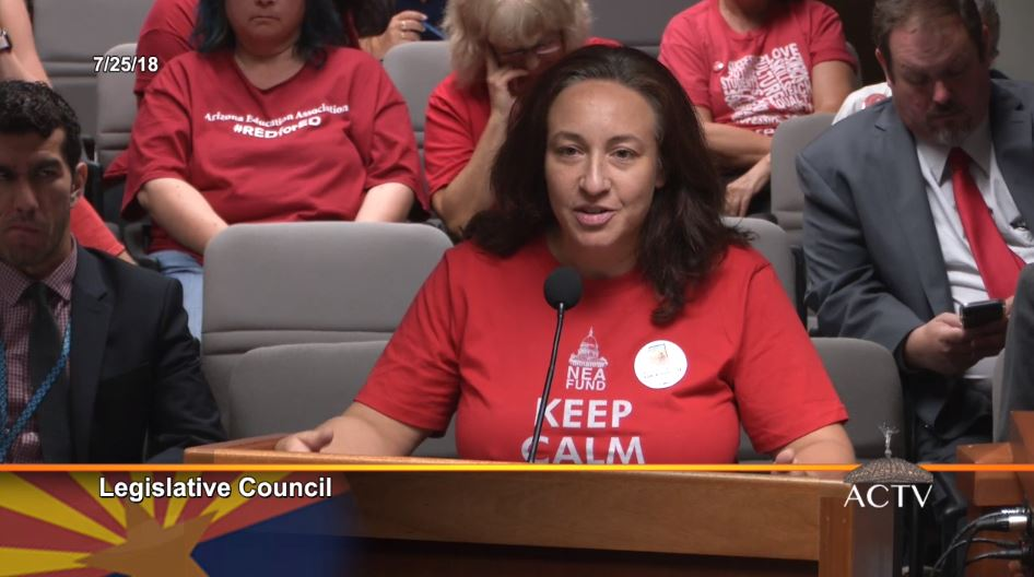 #RedForEd weighs in on Invest in Ed ballot language HeatherLaBelle