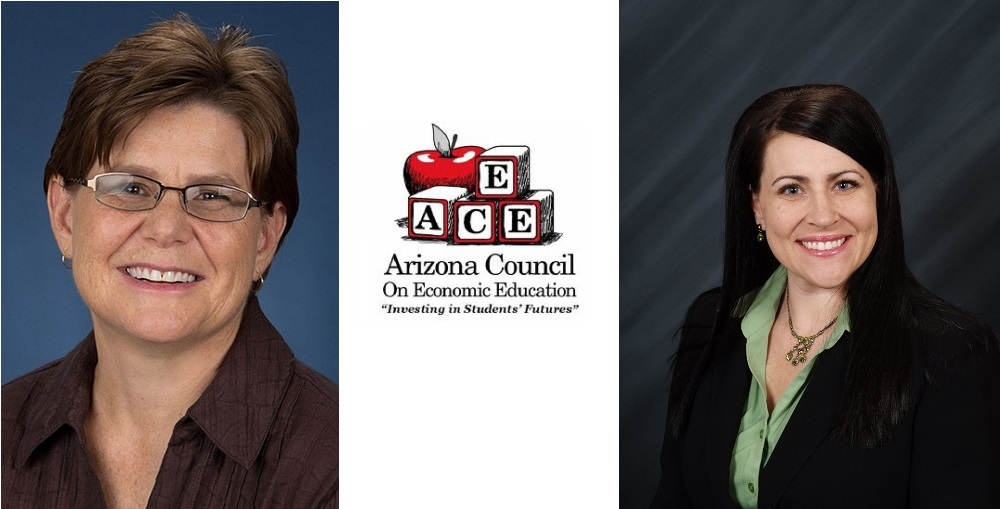 Two Arizona Professors Are Recipients Of Arizona Council On Economic Education's Economic Education Leadership Awards. Dr. Amy S. Cramer, An Economics Professor At Pima Community College, And Debbie Henney, An Economics Professor, And Director Of Both The Honors Program And Center For Economic Education At Mesa Community College, Are Being Recognized By Arizona Teachers For Their Excellent Leadership In Economic Education.