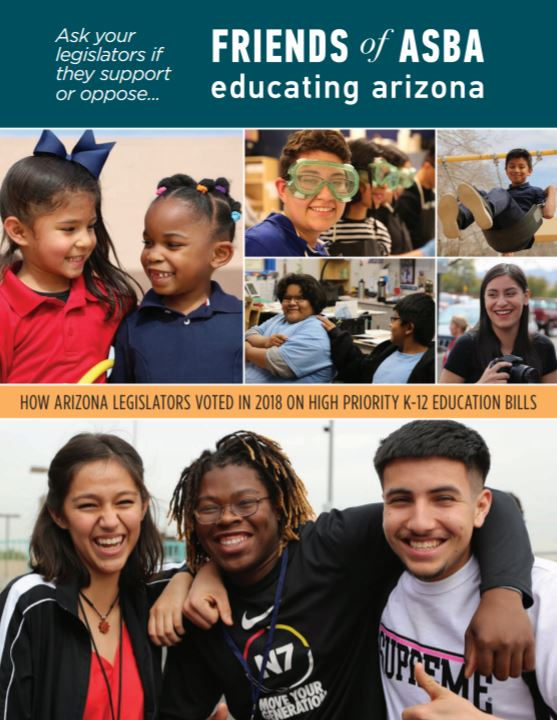 Voting records show legislators' levels of support for public education Friends-of-ASBA-How-Arizona-Legislators-Voted-2018