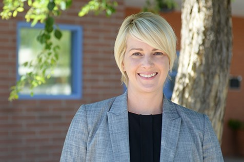 Margaret Rodriguez Is The New Principal Of Madison Park Middle School.