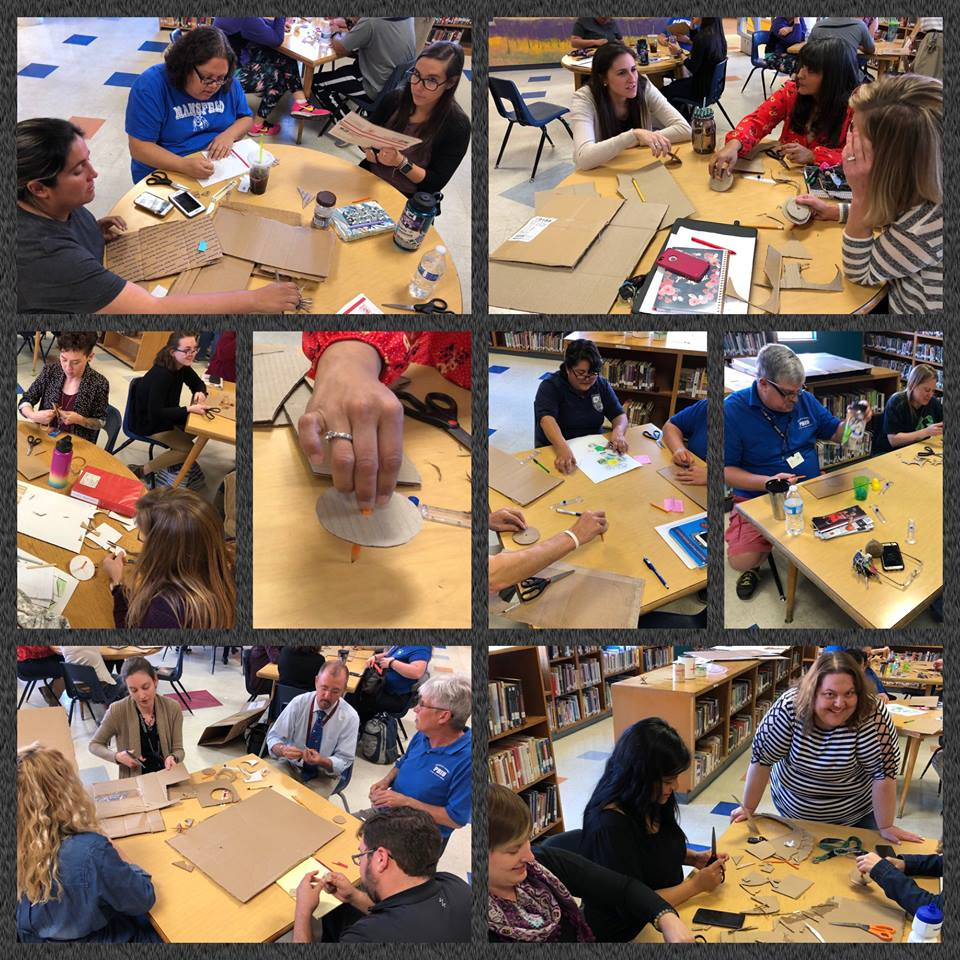 Strong relationships, STEM make Mansfeld Magnet an A+ School STEM-Challenge-for-Teachers