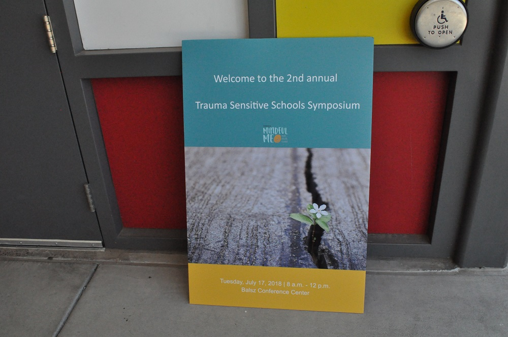 Educators learn how to develop trauma-sensitive schools Trauma1