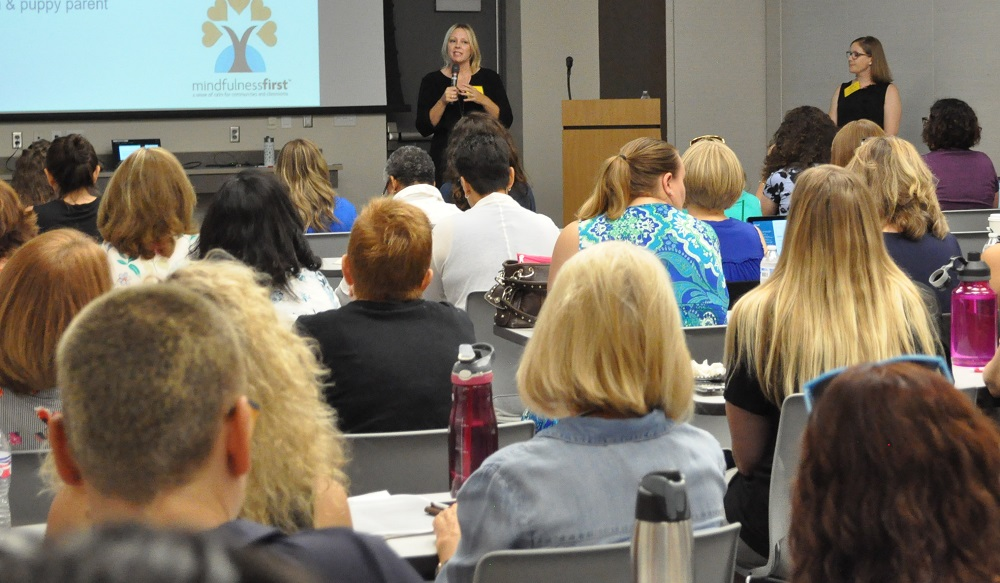 Educators learn how to develop trauma-sensitive schools Trauma9