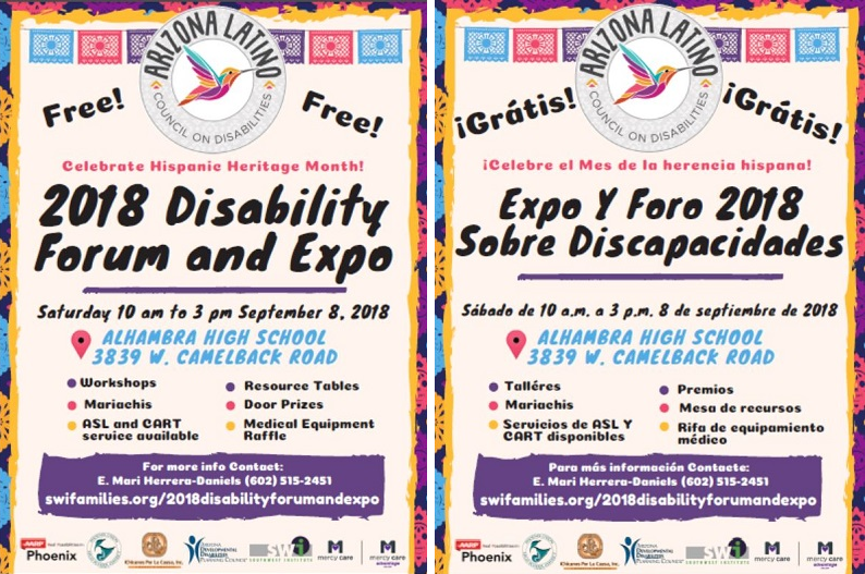 Alhambra High School hosts Disability Forum and Expo on Sept. 8 2018-Disability-Forum-and-Expo-Flyer-in-English-and-Spanish-Larger