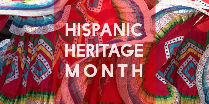 Hispanic Heritage Month Graphic From Maricopa Community Colleges