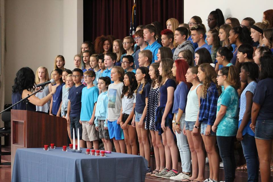 Peoria Unified holds events in observance of 9/11 Lake-Pleasant-Elementary-9.11-Event