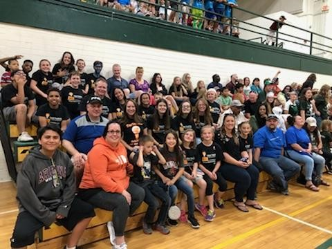 Community support and connecting learning to the real world make Tartesso an A+ School (+ Videos) Tartesso-Staff-and-students