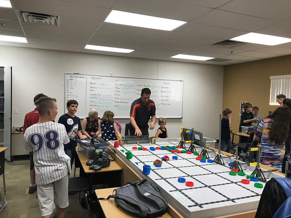 Community support and connecting learning to the real world make Tartesso an A+ School (+ Videos) Tartesso-enrichment-classes
