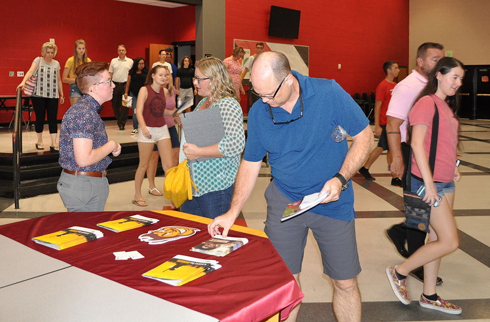 AZ universities help students learn about admissions, financial aid TriUniversityTour3